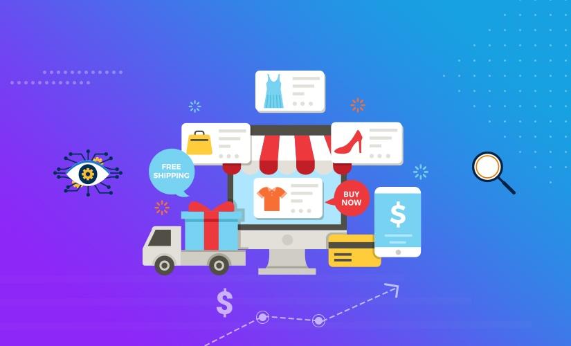 Global eCommerce Landscape & U.S. E-Commerce Field